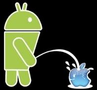 Android против Apple (iOS)