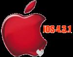 Обновление Apple iOS 4.3.1