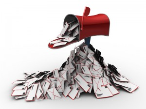 full mail inbox