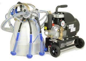 Доильный аппарат МДУ-3к2 для доения двух коз