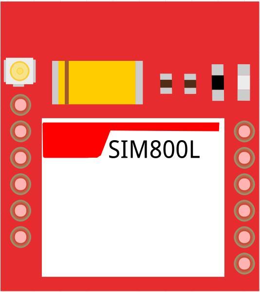 Connection of GSM module SIM800C to ESP8266/ESP32/Arduino | Жизнь